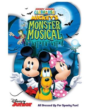 Sony Mickey Mouse Club House Mickey's Monster Musical - English