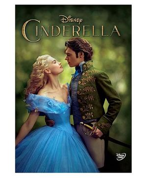 Disney Cinderella Movie DVD - English
