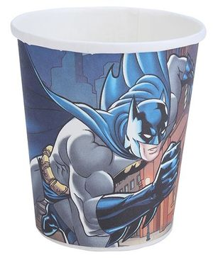 Batman Party paper Cup -  Pack Of 10