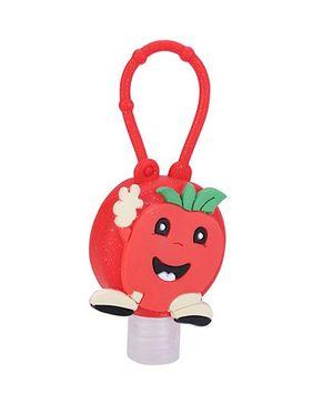 Fruit Shape Sanitizer Dispenser - Red