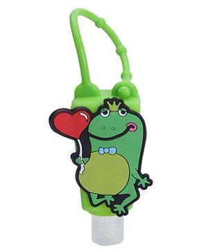 Frog Shape Sanitizer Dispenser - Green