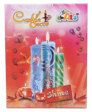 Awals Candle Making Kit