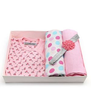 Mi Dulce An'ya Gift Set Pack of 4 - Pink