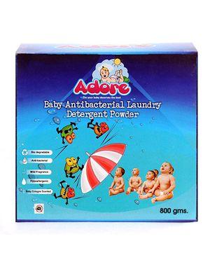Adore Baby Antibacterial Detergent Powder - 800 gm