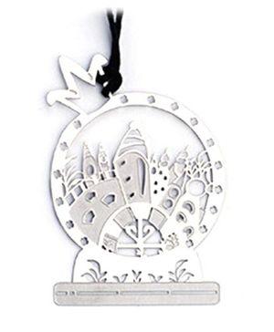 EZ Life Circus House Bookmark - Silver