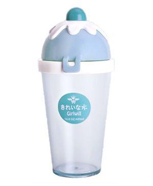EZ Life Hot Fudge Sundae Cup - Aqua Blue