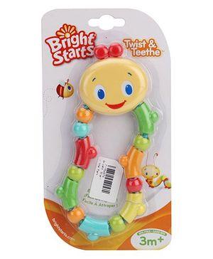 Bright Starts Twist And Teethe - Yellow
