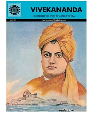 Amar Chitra Katha - Vivekananda
