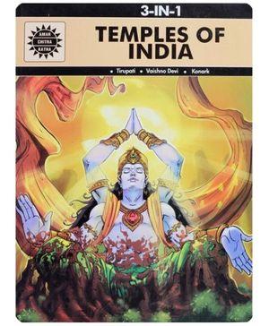 Amar Chitra Katha - Temples Of India