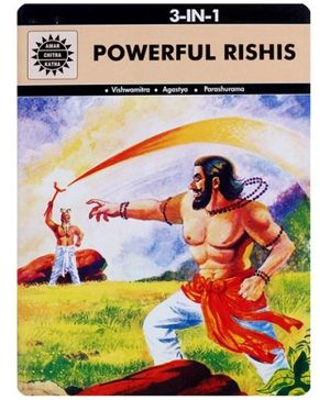 Amar Chitra Katha - Powerful Rishis 3 in 1