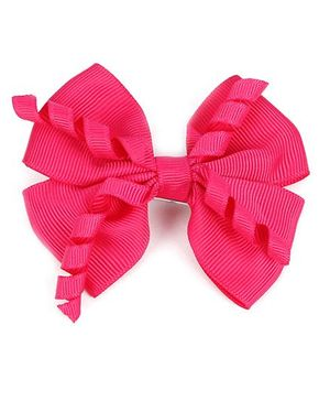 Stol'n Hair Clip Bow Design - Pink