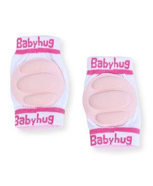 Babyhug Knee Protection Pads - Light Pink
