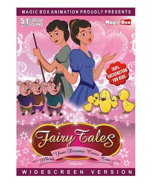 Fairy Tales DVD - English