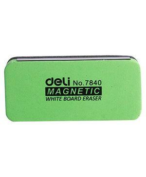 Deli White Board Magnetic Eraser
