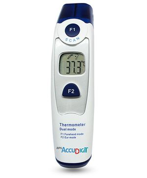 BPL Accu Digit Dual Mode Infrared Thermometer