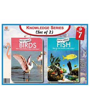 Knowledge Series Set 7 Pack Of 2 - English