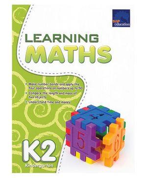 SAP Learning Maths Kindergarten K2 - English