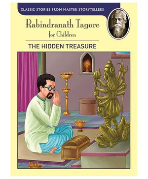 The Hidden Treasure Story Book - English