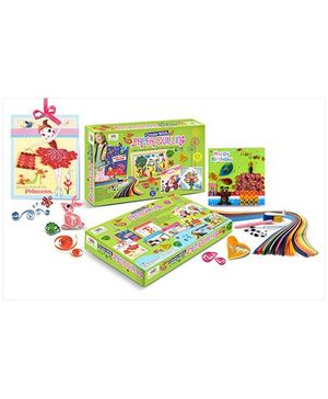 Happy Kidz Toys Paper Quilling Craft Kits