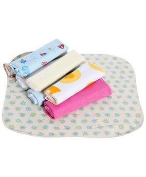 Baby Wash Cloth - Multicolor