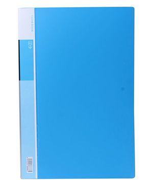 Deli Display Book Folder Blue - 30 Pages