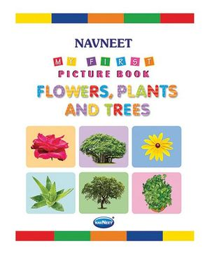 My First Picture Book Plants And Trees - English