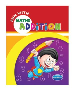 Fun With Maths Addition Book - English