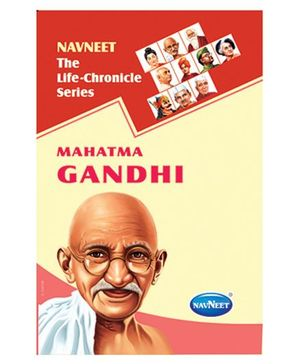 The Life Chronicle Series Mahatma Gandhi - English
