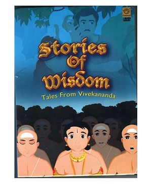 Sony DVD Stories of Wisdom Vivekananda - English