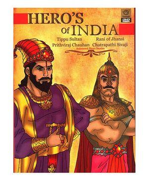Sony DVD Heros of India - English