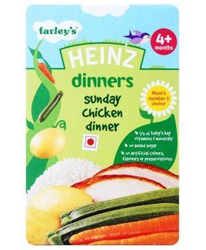 Heinz - Chicken Dinners