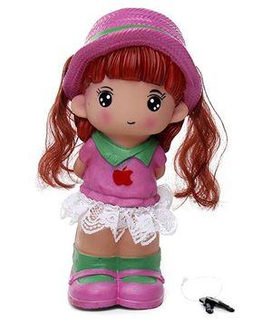 Speedage Jessica Money Toy Bank - Pink