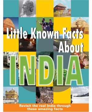 Little Known Facts About India - English