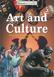 Britannica Art And Culture Book