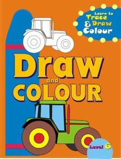 Draw & Colour 6
