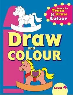 Draw & Colour 4