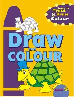 Draw & Colour 5