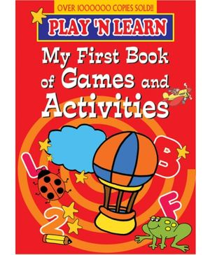 My 1st Book of Games and Activity