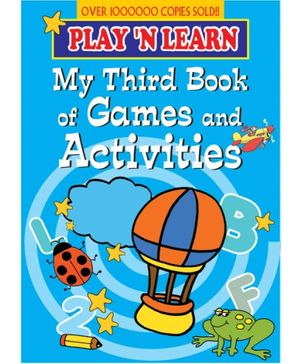 My 3rd Book Of Games And Activity