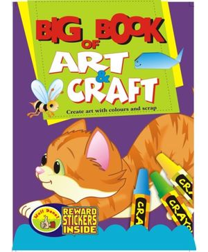 Big Book Of Art & Craft