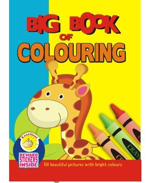 Big Book of Colouring