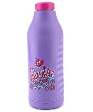 Barbie Thermo Sipper Water Bottle Purple - 500 ml
