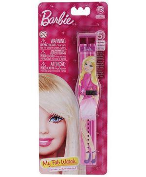Barbie Glam Watch - Pink