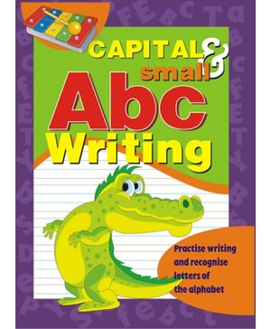 Capital And Small Abc Writing