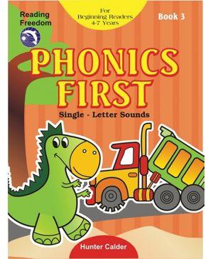 Phonics First Book 3