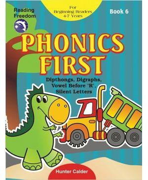 Phonics First Book 6