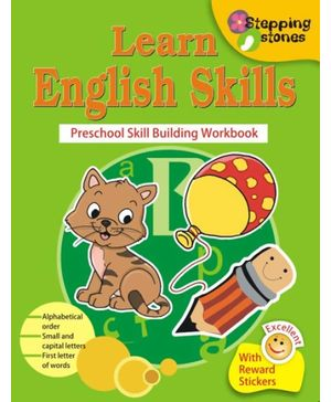 Stepping Stones Learn English Skills