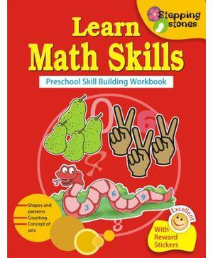 Stepping Stone Series - Learn Math Skills