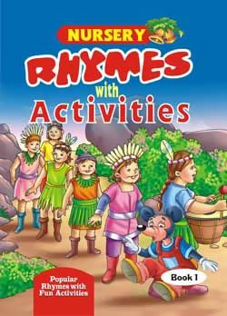 Nursery Rhymes with Activities Book 1