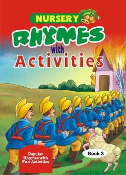 Nursery Rhymes with Activities Book 3